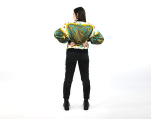 Ghetto Luxe Bomber
