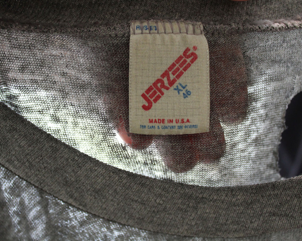 Jerzees Single Stitch The Breeders Band Tee