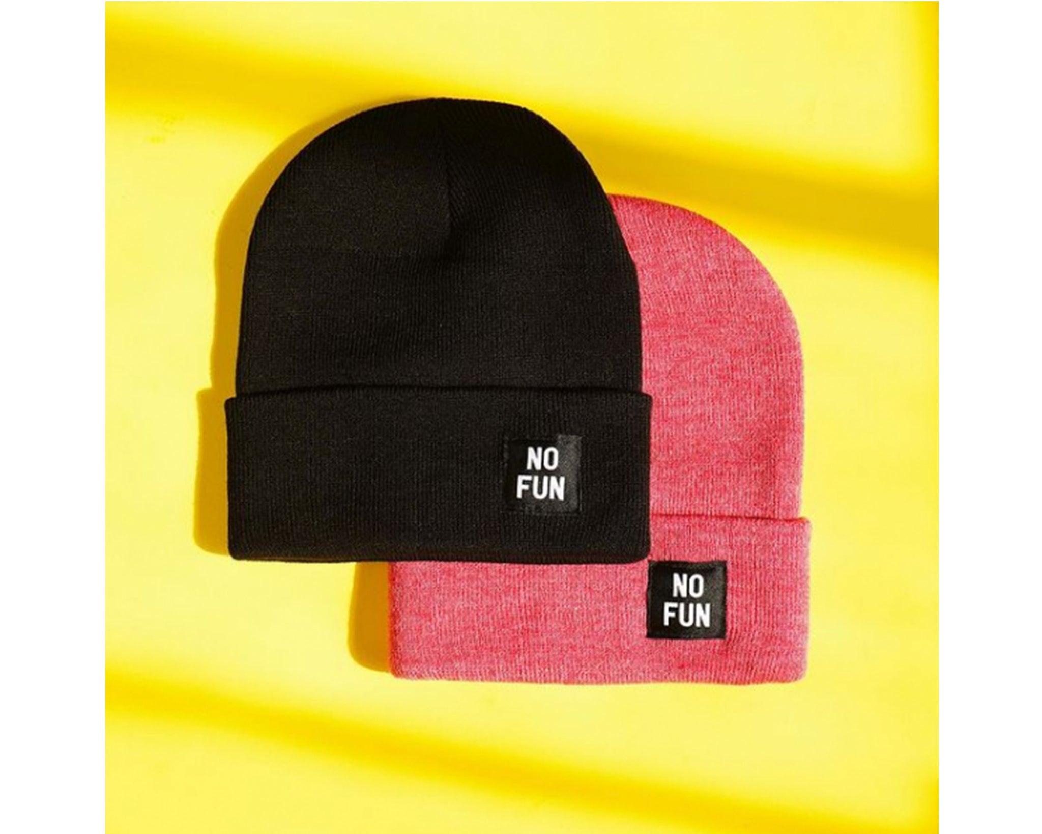 No Fun Press Toque