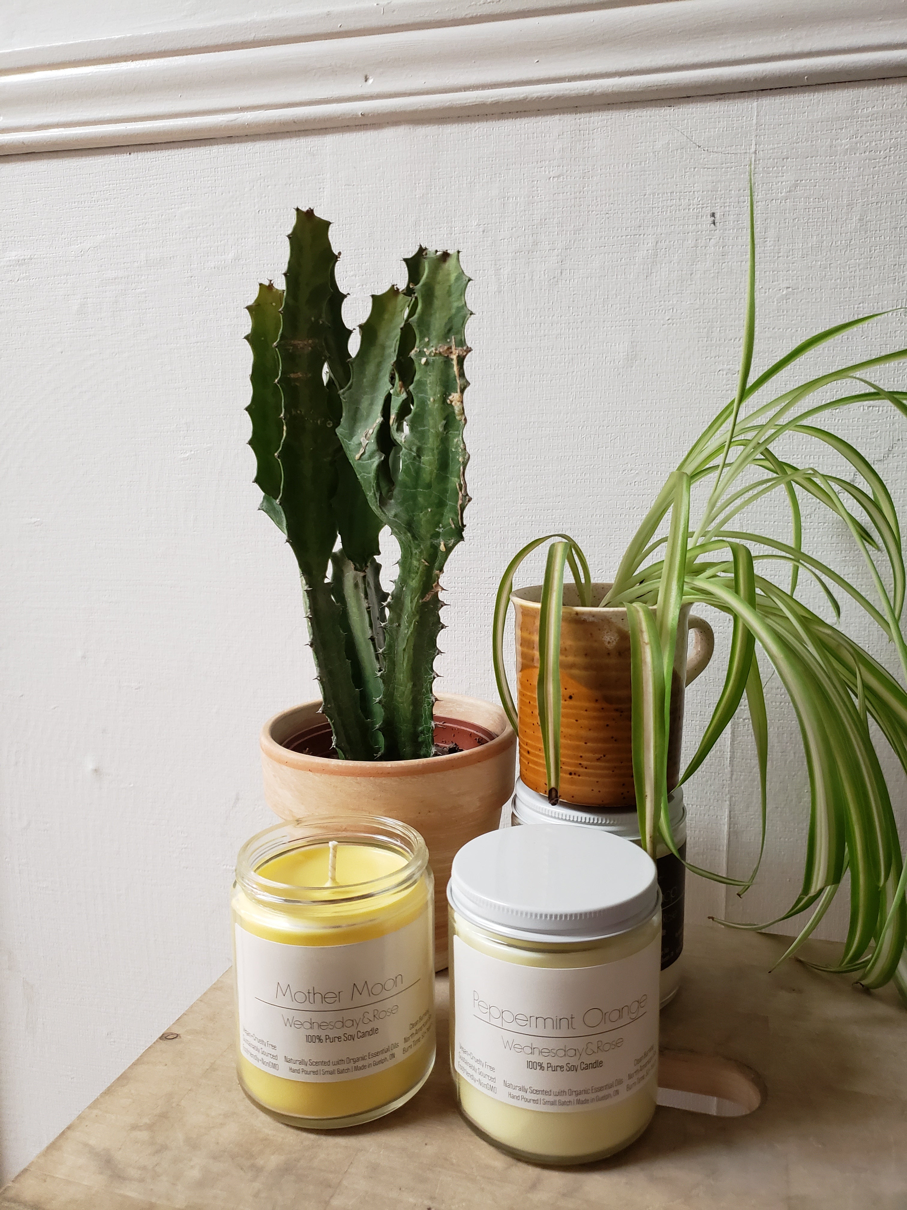 London Ontario Soy Candles