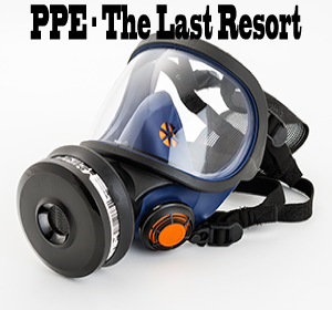 PPE - The Last Resort!