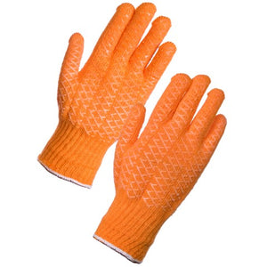 Criss Cross grip handler gloves LESHonline.co.uk