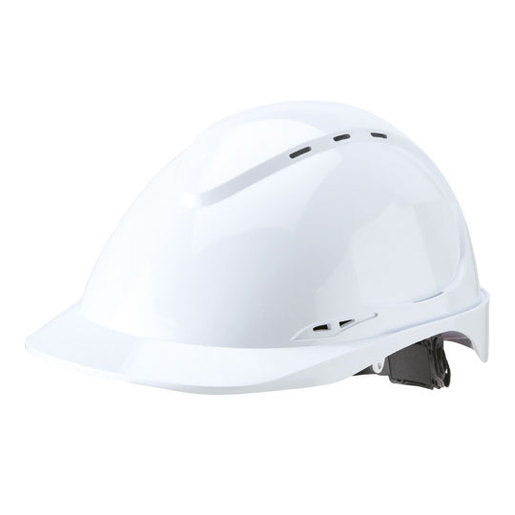 Hard hat helmet LESHonline.co.uk