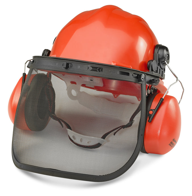 Forestry Kit Helmet face shield LESHonline.co.uk