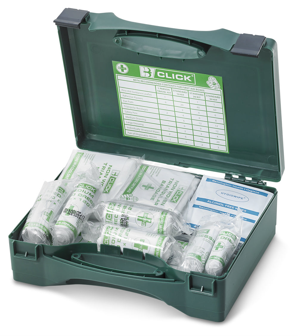 20 person first aid kit LESHonline.co.uk
