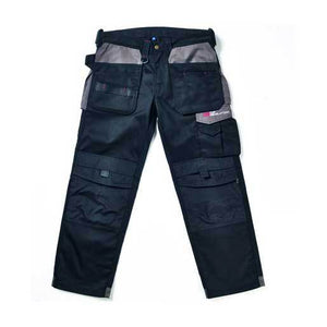 Cargo work trousers poly-cotton LESHonline.co.uk