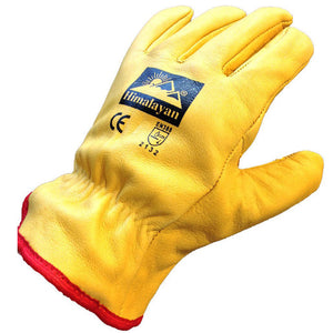 leather drivers glove LESHonline.co.uk