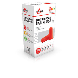 Ear plugs hearing protection LESHonline.co.uk