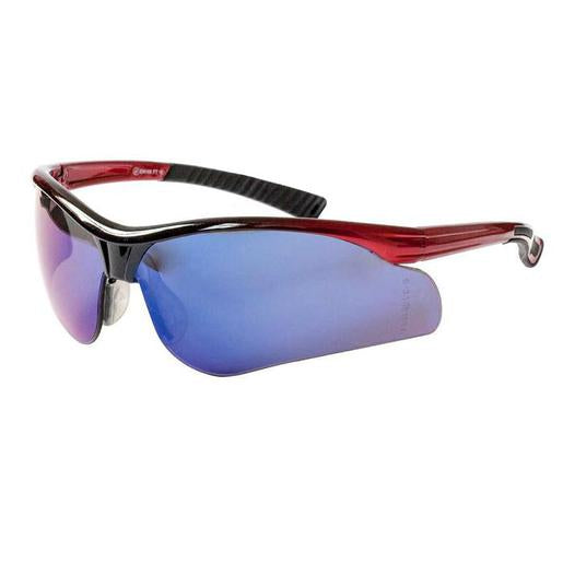 solar blue safety glasses LESHonline.co.uk