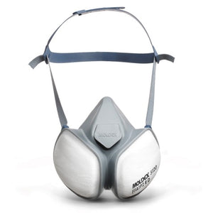 Moldex Compact reusable mask respirator LESHonline.co.uk