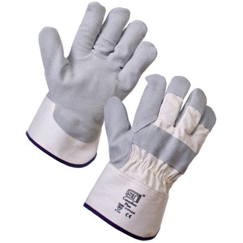 ST Canadian Plus Rigger Gloves, High quality Rigger Glove LESHonline.co.uk