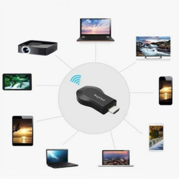 Wireless Dongle Receiver – A Grand Find