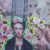 Frida 80s pretty in pink