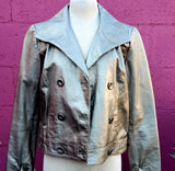 The Golden Girl Leather jacket