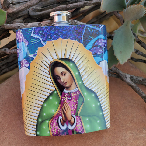 La virgencita Blue Night