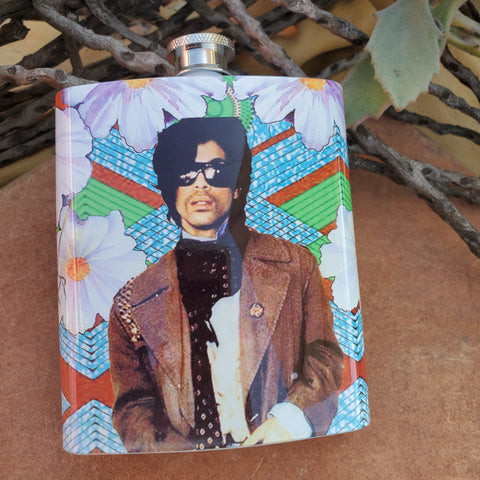In the Clouds Prince Flask