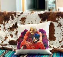 Lucha Libre  Pillow