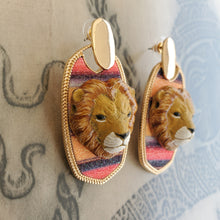 Lion Head Serape Collection