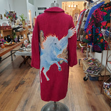 Pegasus Power Vintage Coat