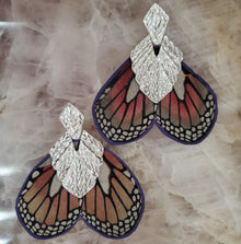 Winter Wings Earrings
