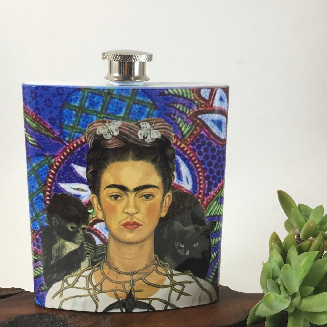 Frida Thorn Necklace Tropical Flask