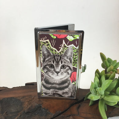 Cat Businesses Card Holder