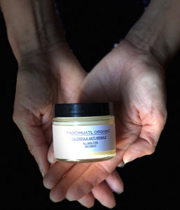 Calendula Day and Nite Organic Antiwrinkle Face Cream