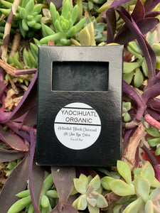 Activated Black Charcoal Facial Bar Soap