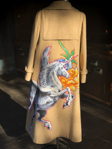 Elysian Dreams - Pegasus Coat