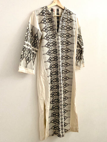 Vintage Moroccan Robe/Dress