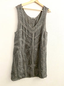 Vintage Little Grey Dress