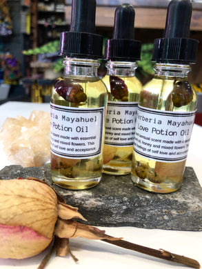 Love Potion Oil Blend
