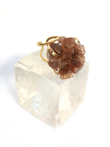 Aragonite Focus Ring