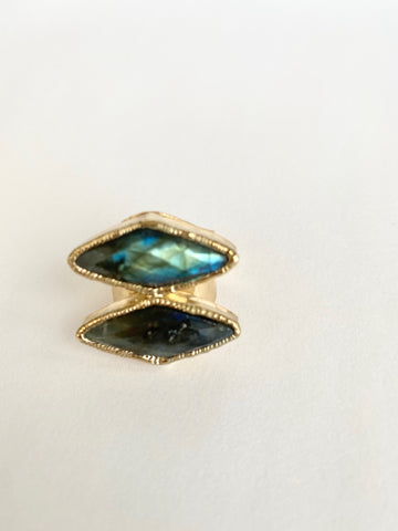 "Labradorite ""Endless Possibilities"" Ring"