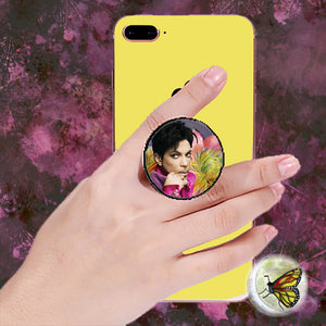 The Velveteen Prince Pop Socket