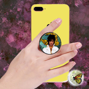 Prince Gives Me Butterflies Pop Socket