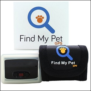 Find My Pet GPS Tracker