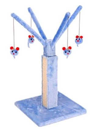 Cat Play Tree with Scratching Post