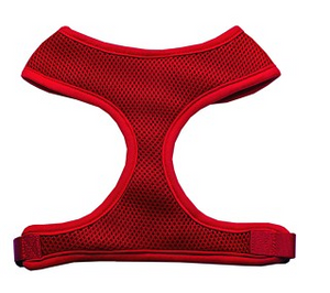 Soft Mesh Dog Harnesses in multiple colors and 4 sizes