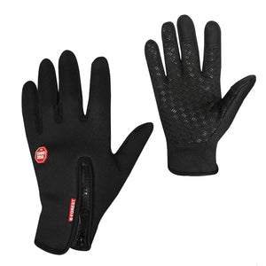 Windproof, Breathable Horse Riding Gloves For Men, Women, Children - 4 Colors