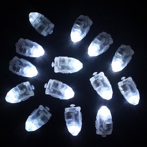 Mini LED Light Bulbs & LED Balloon Lights for Party or Yard Decorations , 20 Pc Set