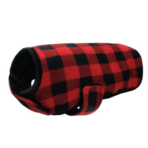 Winter Dog Jacket With Warm Fleece For Small, Medium, Large Dogs & Golden Retriever