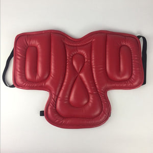 Horse Riding Saddle Pad in Black, Red, Pink