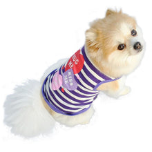 Small Dog Coats - 100% Cotton