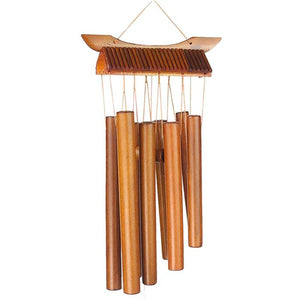 Bamboo Wind Chime - 8 Styles