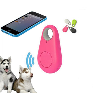 GPS Tracker Dog Accessory-Bluetooth Smart Phone Tracking