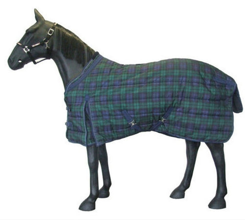 Winter Warm Cotton Horse Rugs  - Wind-Proof Detachable Horse Harness