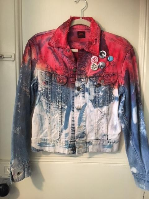 Blush - Denim Jacket - Small