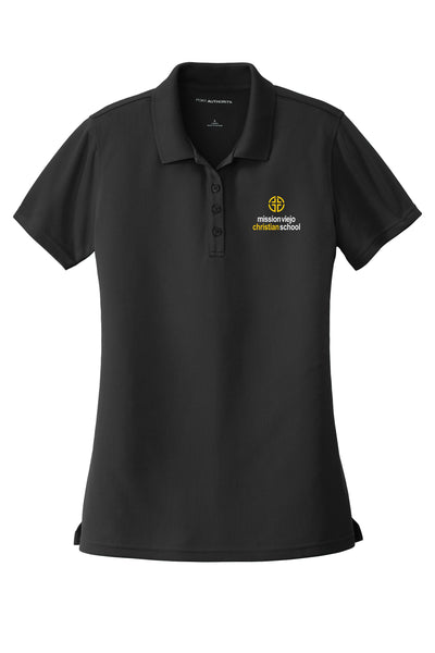 MVCS Girls Polo Shirt