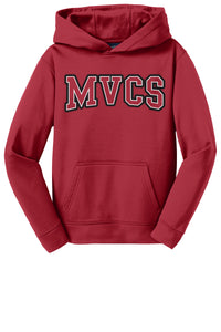 MVC Hooded Performance Sweatshirt